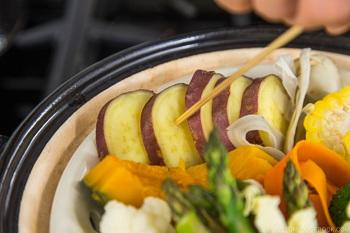 Steamed Vegetables 17