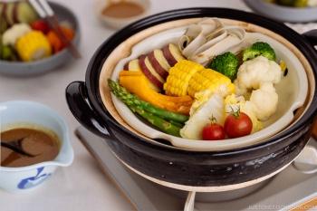 Steamed Vegetables 18