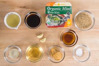 Steamed Vegetables Ingredients 1