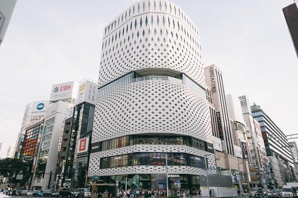 GINZA PLACE - Tokyo Ginza Travel Guide | www.justonecookbook.com