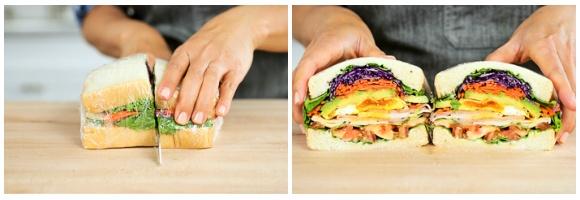Wanpaku Sandwich 25