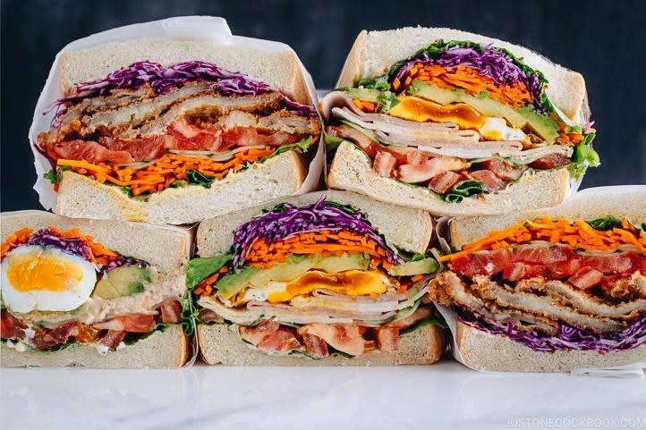 Wanpaku Sandwich ???????