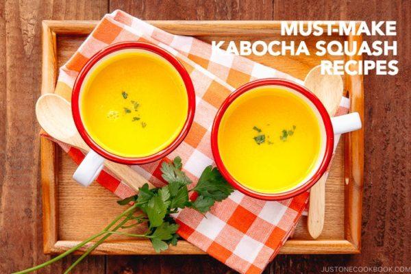 Kabocha squash recipes