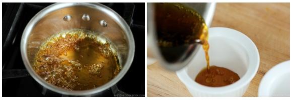 Instant Pot Kabocha Flan 10