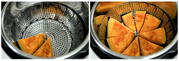 Instant Pot Kabocha Flan 4