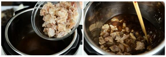 Japanese Beef Tendon Stew 19