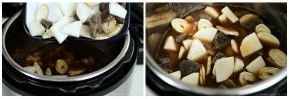 Japanese Beef Tendon Stew 22