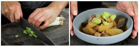Japanese Beef Tendon Stew 25