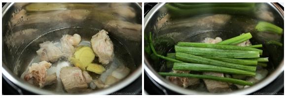 Japanese Beef Tendon Stew 6