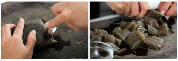 Japanese Beef Tendon Stew 8