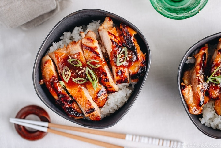 Miso Chicken 鶏肉の甘辛味噌焼き • Just One Cookbook