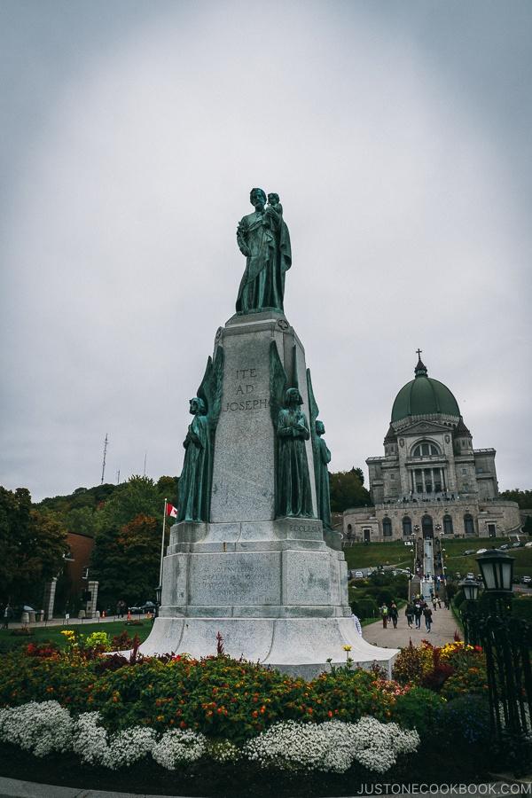 St.Joseph's Oratory - Montreal Travel Guide | www.justonecookbook.com