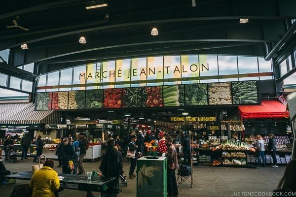Marche Jean-Talon - Montreal Travel Guide   www.justonecookbook.com