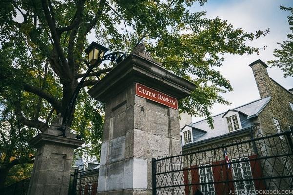 Château Ramezay - Musée et site historique de Montréal - Montreal Travel Guide | www.justonecookbook.com