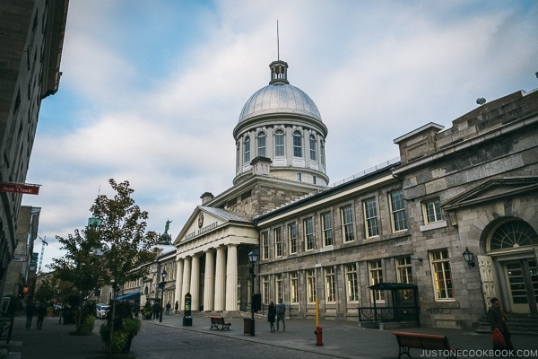 Bonsecours Market - Montreal Travel Guide | www.justonecookbook.com