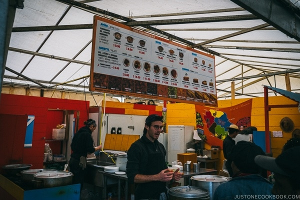 Marmite Su'l Feu Reunion Island Food - Montreal Travel Guide   www.justonecookbook.com