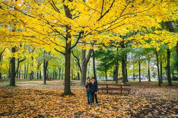 Mount Royal Park - Montreal Travel Guide | www.justonecookbook.com