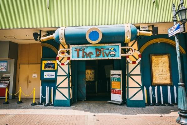 The Dive ride - Tokyo Dome City | www.justonecookbook.com