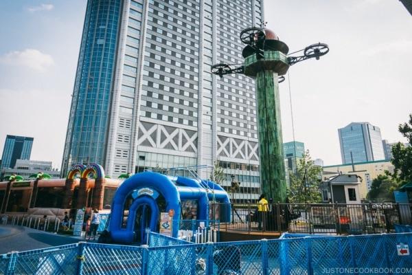 power tower ride - Tokyo Dome City | www.justonecookbook.com