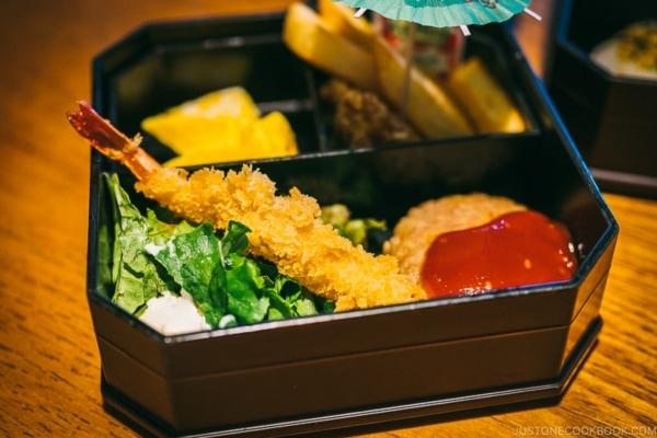 kids meal at shunpu banri restaurant - Tokyo Dome City | www.justonecookbook.com