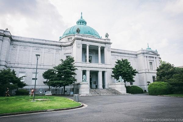 The Gallery of Horyuji Treasures - Tokyo National Museum Guide | www.justonecookbook.com
