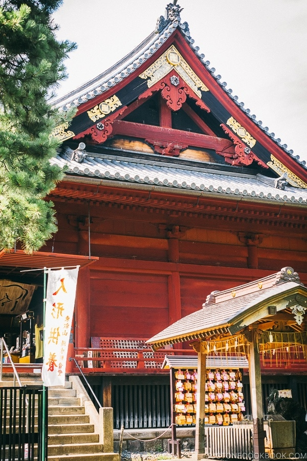 Kiyomizu Kannon-dō - Tokyo Ueno Travel Guide | www.justonecookbook.com