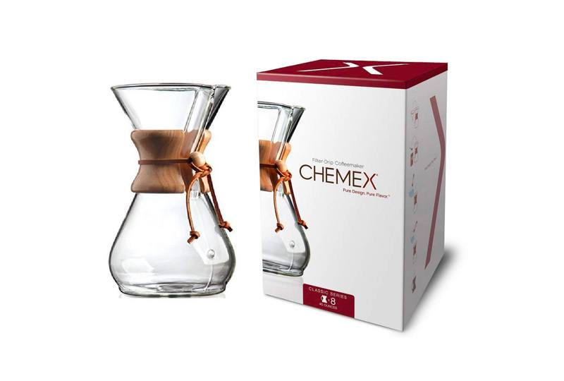 Chemex Classic Series, Pour-over Glass Coffeemake