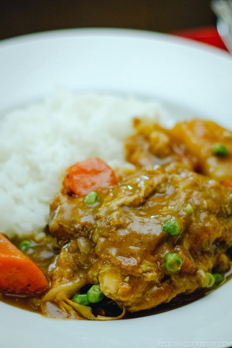 Chicken Curry | www.justonecookbook.com