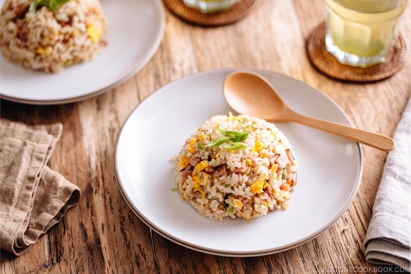 This classic Fried Rice recipe is one of my favorite ways to use up leftover rice, and it's ready in under 20 minutes.