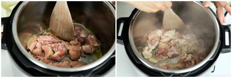 Instant Pot Cream Stew 8