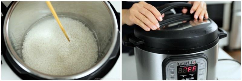 Instant Pot Rice 7