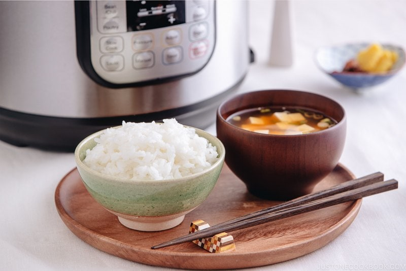 How To Make Rice In An Instant Pot Instant Pot Rice Just One