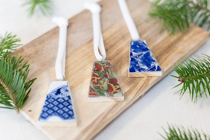 Nozomi Project Christmas ornaments giveaway on JustOneCookbook.com