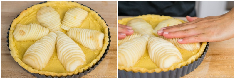 Pear and Almond Tart 11