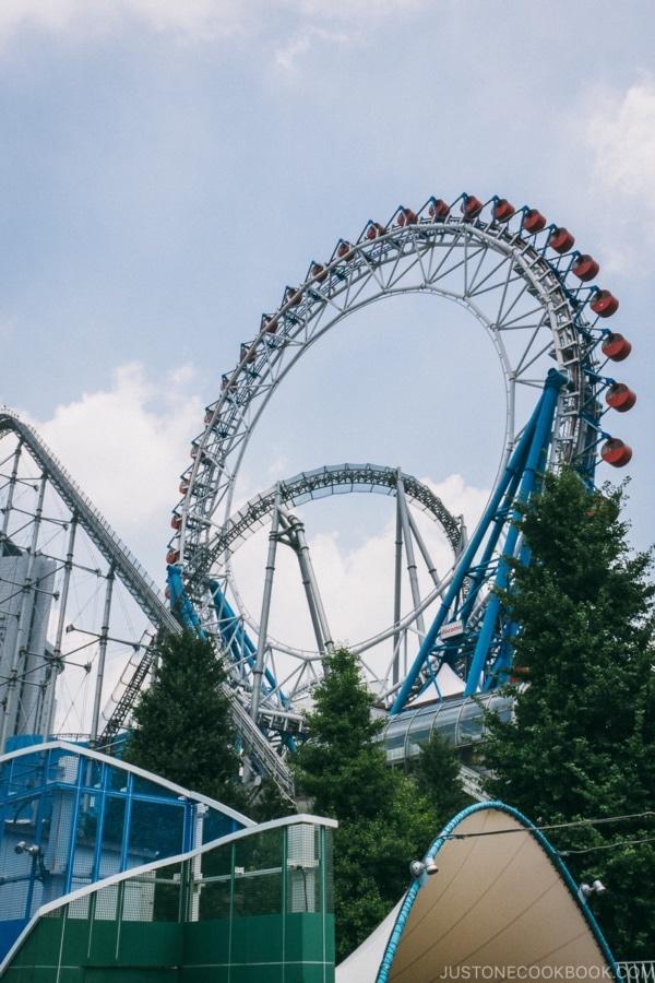 amusement park rides - Tokyo Dome City | www.justonecookbook.com