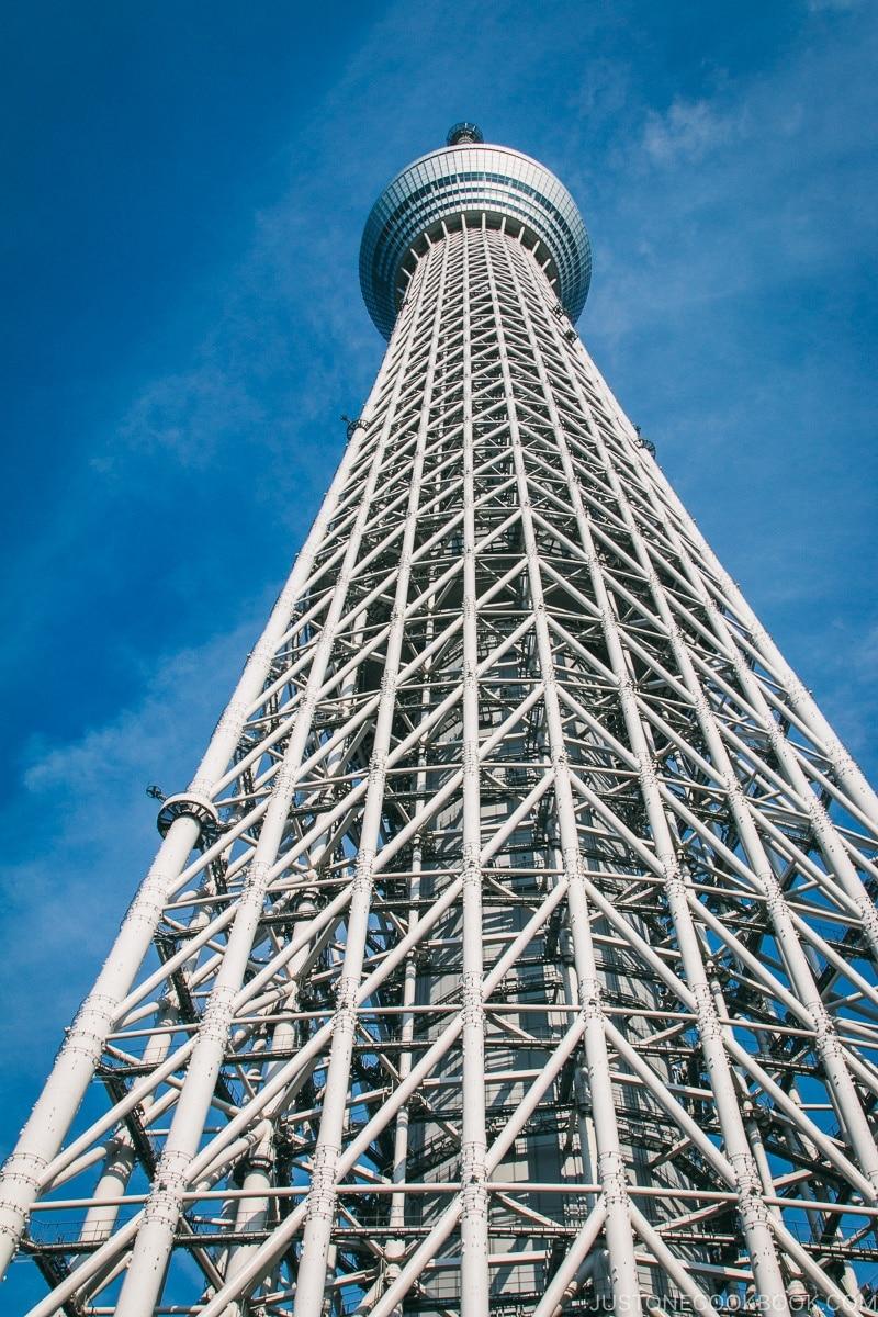 Tokyo Skytree - Tokyo Skytree Guide | www.justonecookbook.com