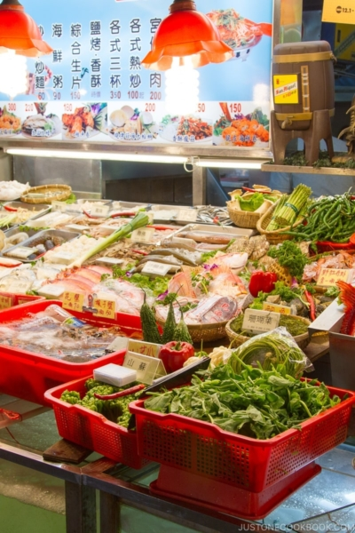 eating and visiting kaohsiung | www.justonecookbook.com