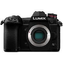 panasonic g9 camera