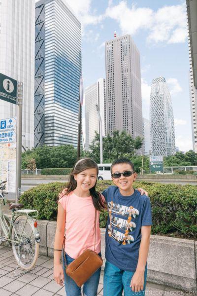Tokyo Shinjuku   www.justonecookbook.com