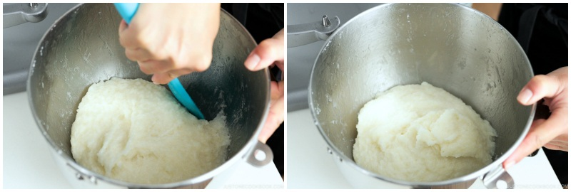 How to Make Mochi with a Stand Mixer 16-2