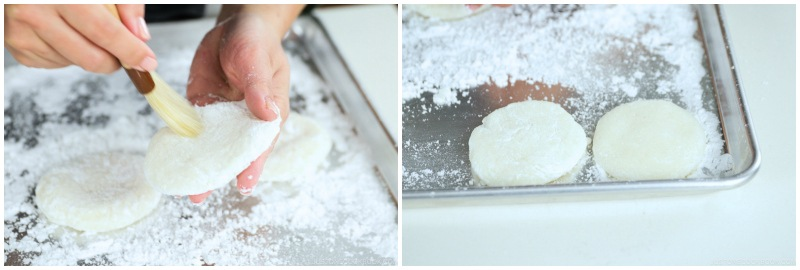 How to Make Mochi with a Stand Mixer 32