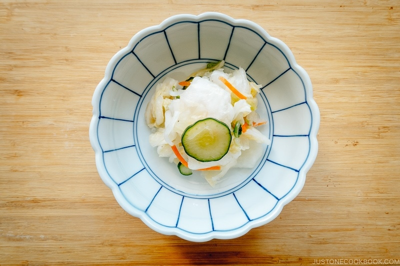 Asazuke | Easy Japanese Recipes at JustOneCookbook.com