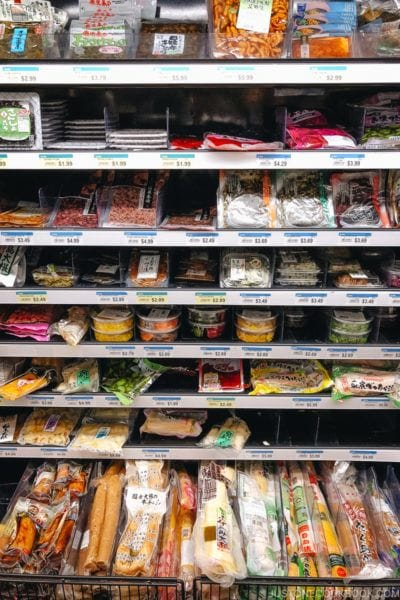 tsukemono in Japanese market | Easy Japanese Recipes at JustOneCookbook.com
