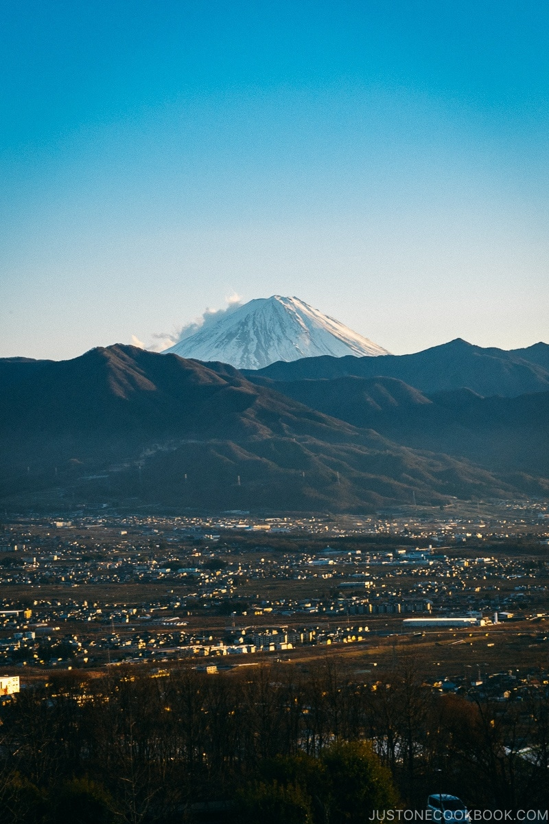 Mt. Fuji 2019 | Easy Japanese Recipes at JustOneCookbook.com