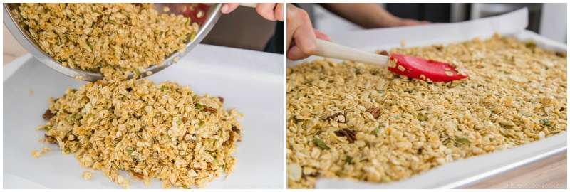 Easy Homemade Granola 4