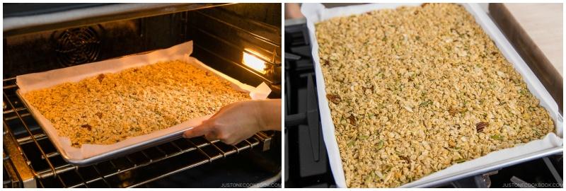 Easy Homemade Granola 5