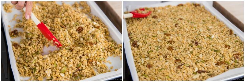 Easy Homemade Granola 6