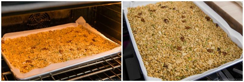 Easy Homemade Granola 7