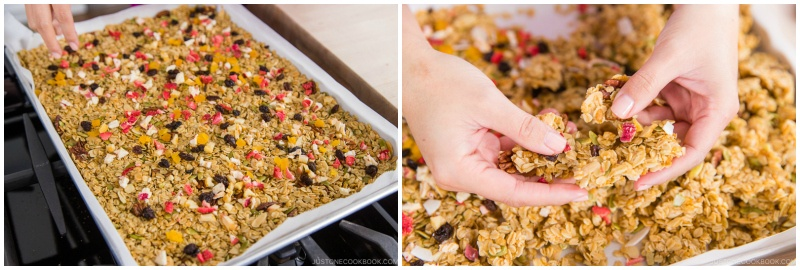 Easy Homemade Granola 9