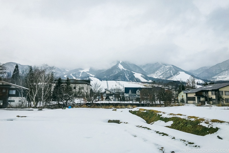 Tsugaike Ski Resort - Hakuba Travel and Ski Guide | www.justonecookbook.com